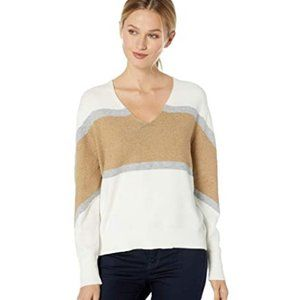 NWT VINCE CAMUTO BUBBLE SLEEVE SWEATER